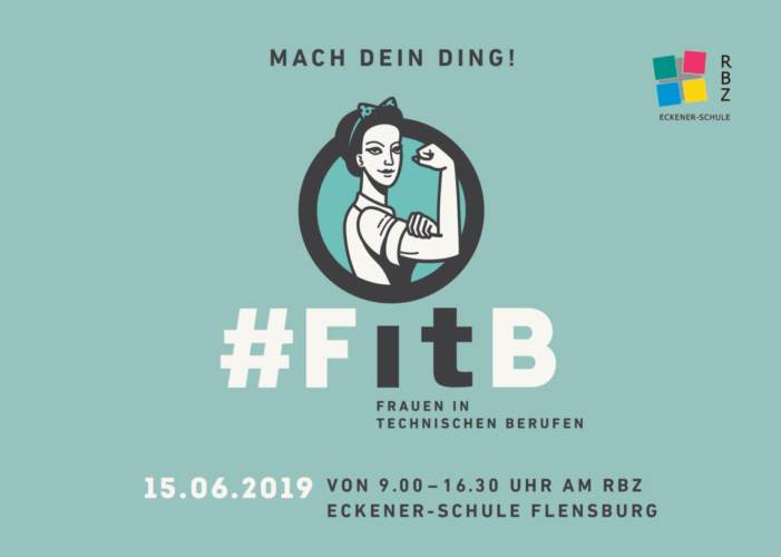 #FitB Aktionstag technoLogisch! 2019 - 15.06.19
